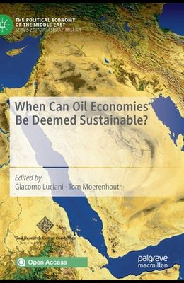 When Can Oil Economies Be Deemed Sustainable?