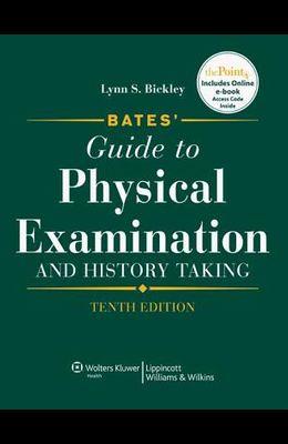 Bates' 10e + Bates' Nursing Online + Pocket Guide 6e Pkg