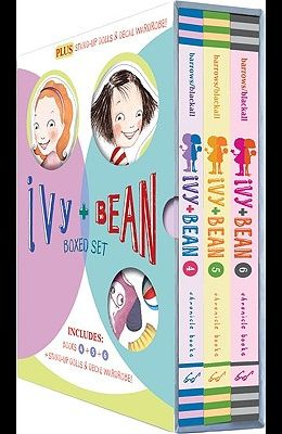 Ivy + Bean [With 3 Paper Dolls and Sticker(s)]