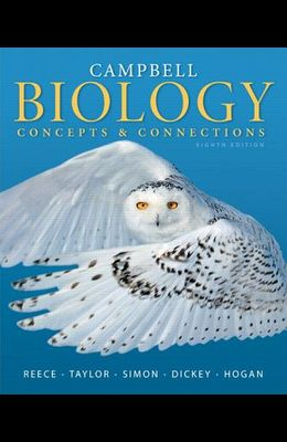 Campbell Biology: Concepts & Connections Plus MasteringBiology with eText -- Access Card Package (8th Edition)