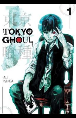 Tokyo Ghoul, Vol. 1, Volume 1