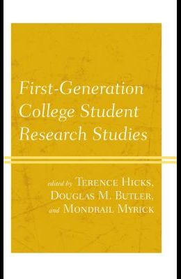 First-Generation College Student Research Studies