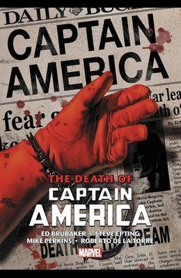 Captain America: The Death of Captain America Omnibus