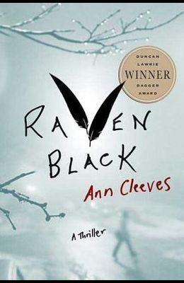 Raven Black: Book One of the Shetland Island Mysteries