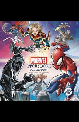 Marvel Storybook Collection Lib/E: Marvel Storybook Collection & 5-Minute Marvel Stories