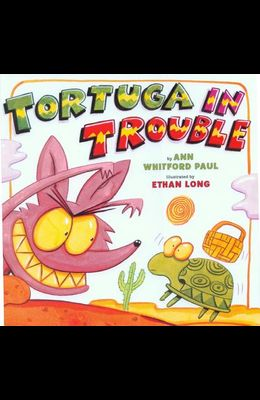 Tortuga in Trouble with CD [With CD (Audio)]