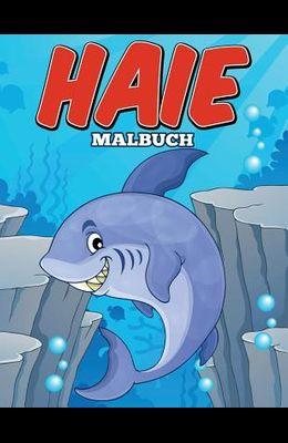 Haie - Malbuch
