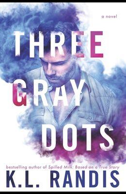 Three Gray Dots