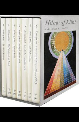 Hilma AF Klint: The Complete Catalogue Raisonné: Volumes I-VII