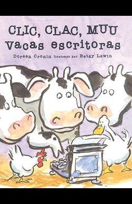 CLIC, Clac, Muu: Vacas Escritoras (Click, Clack, Moo: Cows That Type)
