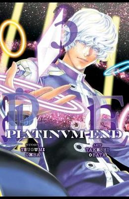 Platinum End, Vol. 3