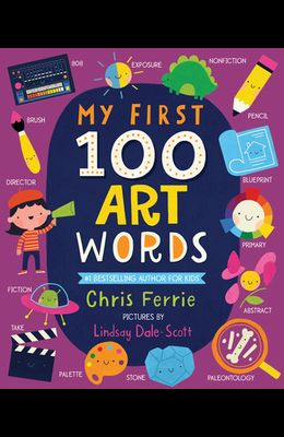 My First 100 Art Words