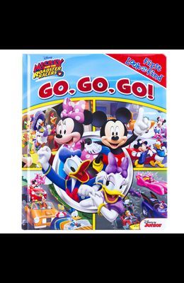 Disney: Mickey and the Roadster Racers: Go, Go, Go!