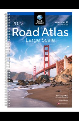 2022 Large Scale Road Atlas