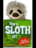 Hug a Sloth Kit [With Plush]