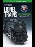 Lionel Trains Pocket Price Guide 1901-1921 (Greenbergs Guide)