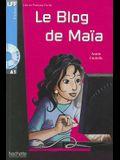 Le Blog de Maia + CD Audio (Coutelle)