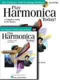 Play Harmonica Today! Beginner's Pack: Level 1 Book/Online Audio/DVD Pack [With CD (Audio) and DVD]
