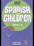 Spanish for Children, Primer A [With CD (Audio)]