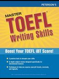 Peterson's Master TOEFL Writing Skills