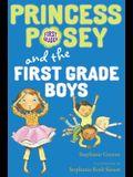 Princess Posey and the First-Grade Boys (Princess Posey, First Grader)
