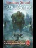 L'Oeil Du Golem (La Trilogie de Bartiméus, Tome 2)