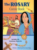 Rosary Comic Book