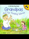 Grandpas Are for Finding Worms