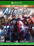 Marvel's Avengers Deluxe Ed