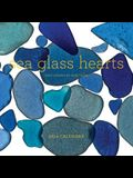 Sea Glass Hearts Calendar