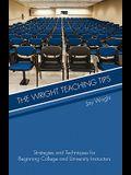 LSC CPSU (WASHINGTON STATE UNIV PULLMAN) PSY105:  LSC CPSZ (Washington State) The Wright Teaching Tips