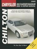 Chilton-Tcc Chrysler 300 Charger & Magnum 05-10