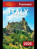 Frommer's Italy 2020