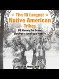 The 10 Largest Native American Tribes - US History 3rd Grade - Children's American History