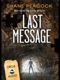 Last Message Unabridged CD Audiobook