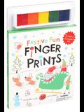 Festive Fun Finger Prints
