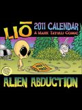 Lio: Alien Abduction Calendar: A Mark Tatulli Comic