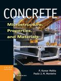 Concrete: Microstructure, Properties, and Materials [With CDROM]