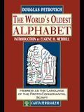 The World's Oldest Alphabet