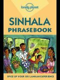 Lonely Planet Sinhala Phrasebook