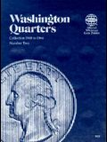 Coin Folders Quarters: Washington, 1948-1964