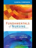 Clinical Companion for Fundamentals of Nursing: Active Learning for Collaborative Practice, 1e