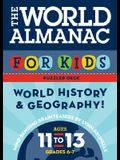 The World Almanac for Kids Puzzler Deck: World History and Geography: Ages 11-13, Grades 6-7