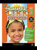 Math Plus Reading Workbook: Summer Before Grade 3