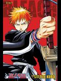 Bleach (3-In-1 Edition), Vol. 1, 1: Includes Vols. 1, 2 & 3