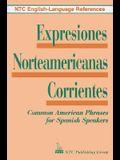 Expresiones Norteamericanas Corrientes