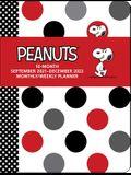 Peanuts 16-Month September 2021-December 2022 Monthly/Weekly Planner Calendar