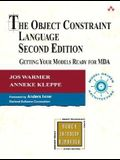 The Object Constraint Language: Getting Your Models Ready for MDA