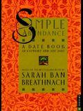 Simple Abundance Date Book of Comfort and Joy 2001 Calendar