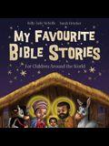My Favourite Bible Stories Lib/E